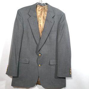 Hart Schaffner Marx Jacket Blazer Sport Coat 40R